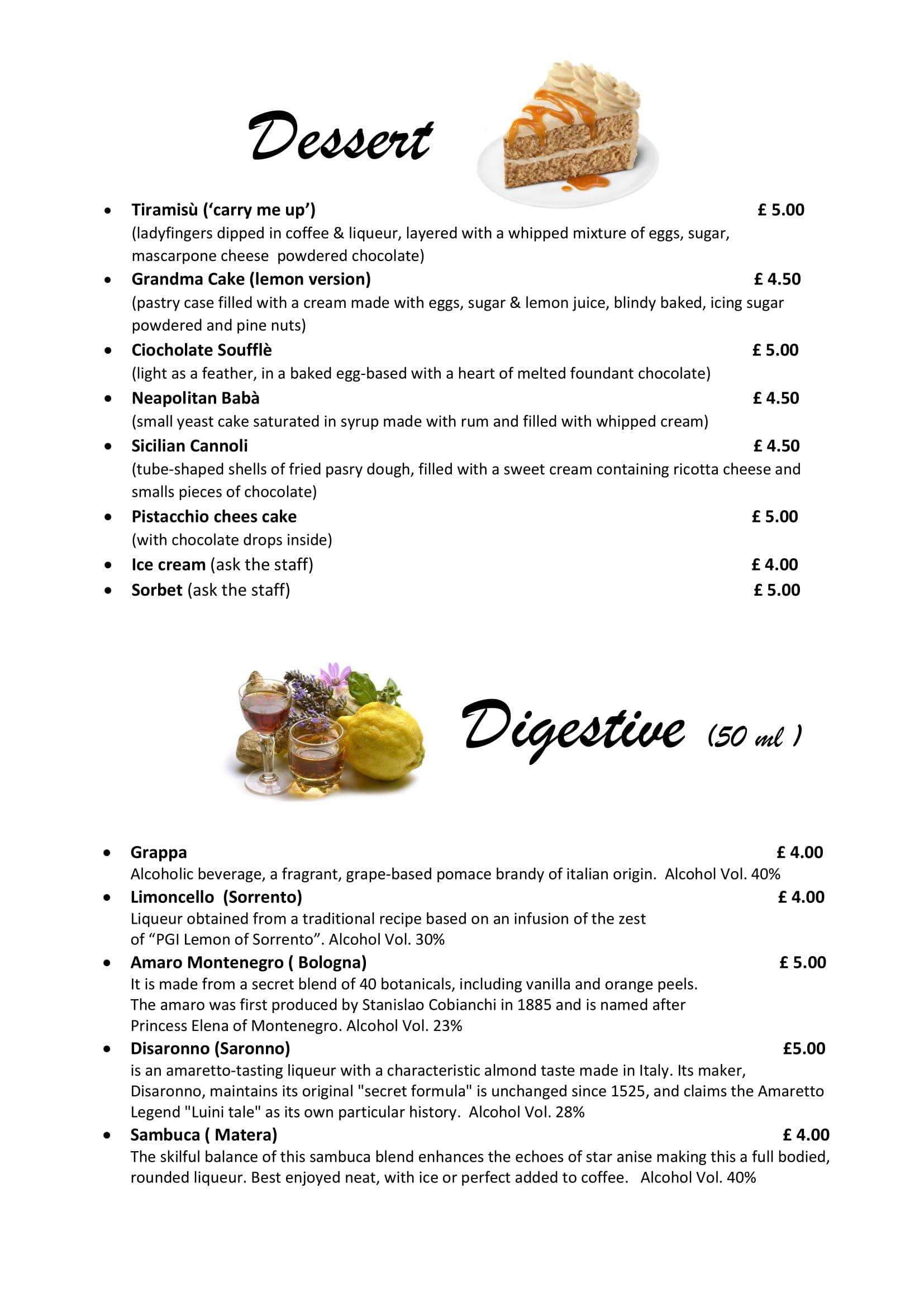 Amari & dessert-1